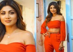 Actress shilpa shetty kundra is all set to walk on ramp