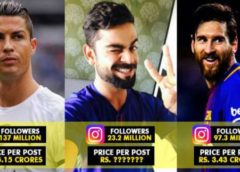 Virat Kohli makes it to Instagram's rich list, this is what he earns