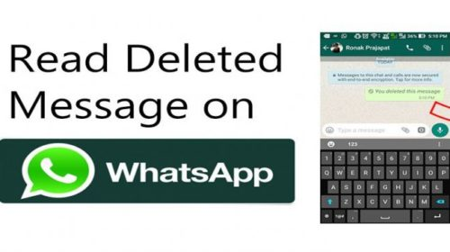 Do you want to read the deleted message on WhatsApp? Here's how