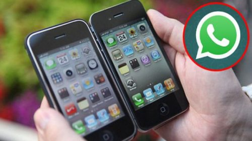 WhatsApp will no longer work on IPhone 3GS and older versions!