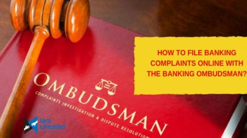 How to file an online complaint with RBI's Banking Ombudsman?
