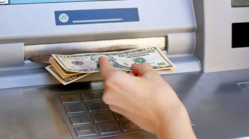 What is the ATM cash withdrawal limit for SBI, HDFC, PNB, ICICI, and Bank of Baroda banks?