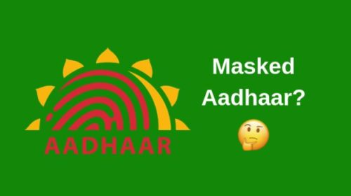 What is a masked Aadhaar card and how to download it?