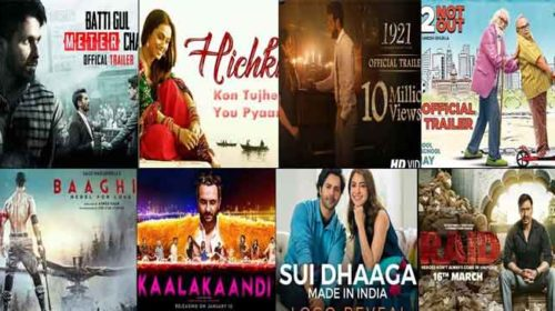 THE BEST OF BOLLYWOOD HINDI MOVIES OF 2018