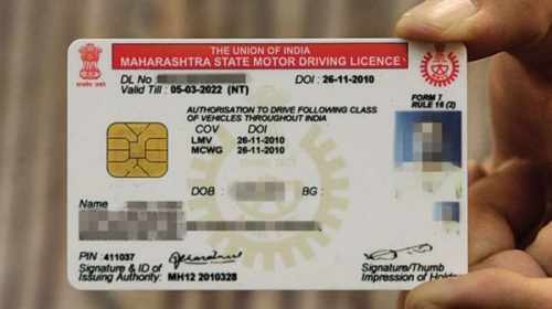 How to update your address or personal details on your license