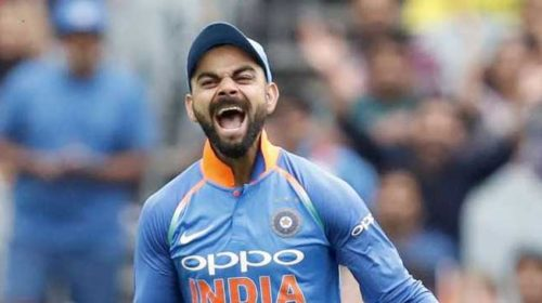 ViratKohli Creates History,grabbedCricketer of the Year 2018 Title, Named ICC Test and ODI Player