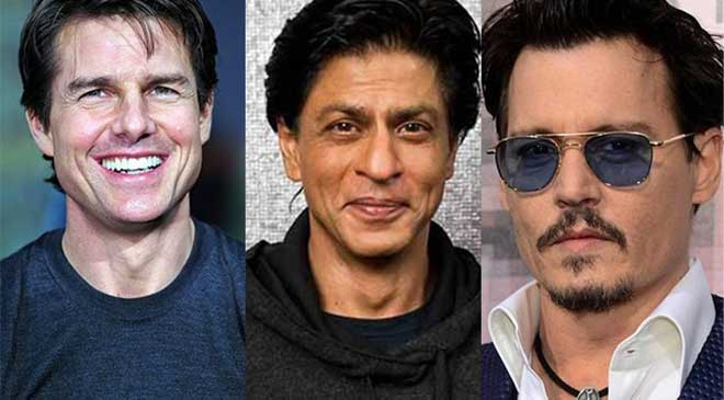 10 most extravagant on-screen actors on the planet- The richest of all!