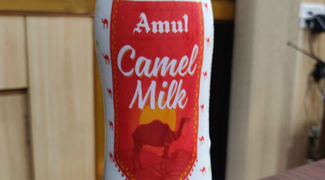 amul-launches-camel-milk-in-select-markets