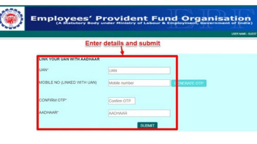 How To Update Your Personal And Other Details In EPF Online?