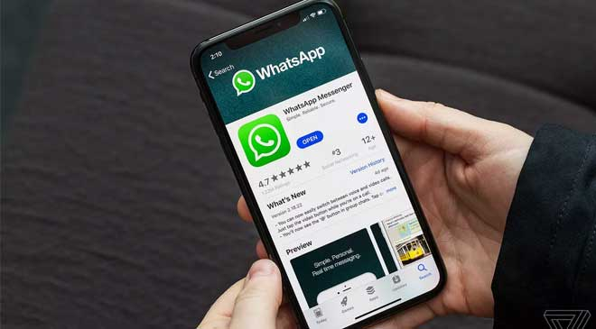 Are photos in your WhatsApp chat application disappearing on its own? Here's the reason
