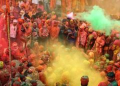 Ten Awesome Places to Celebrate Holi in India In 2019