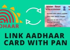 Good News!! Deadline for Linking Aadhaar, PAN Extended By 6 Months
