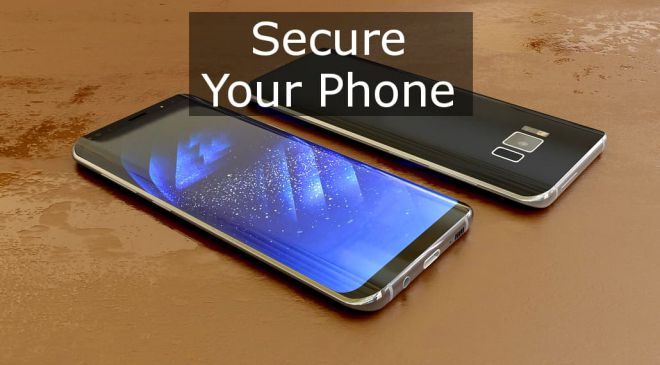 6 steps to follow to secure your android smartphone