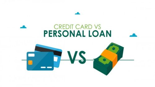 Thinking about personal vs credit card loan? We will tell you the right choice