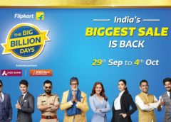 Flipkart 'Big Billion Sale Day' all set for September 29th – 04th October