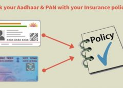 How to link Aadhaar Card with insurance policies