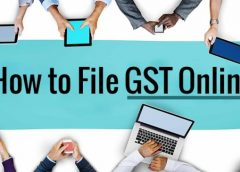 Online GST Return Filing Process for Taxpayers in India-A Complete Guide