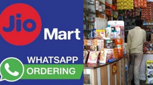 Good News-Now You Can Order Groceries Easily From JioMart using WhatsApp