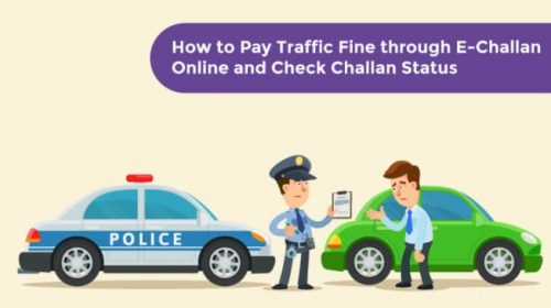 How to pay Transport Challan Online-Step by Step Procedure