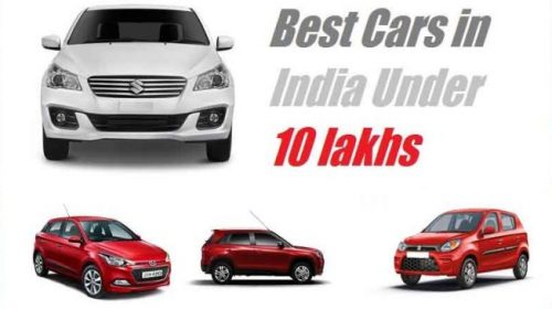 Check the list of Upcoming cars under 10 lakh in India