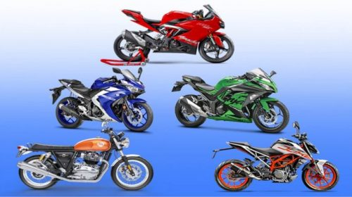 A Quick Look on Motorcycles You can buy under 2 lakh in India