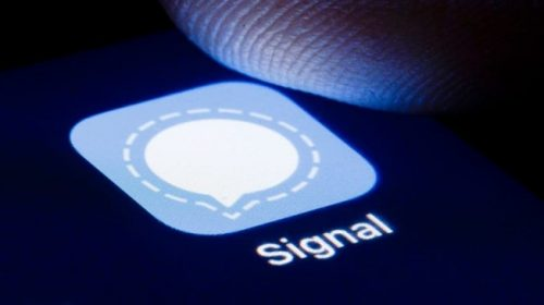 Signal App Settings and Procedure to invite people and create a group chat on Signal