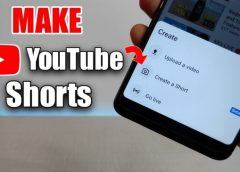 YouTube Shorts-A Step by Step Guide to make easy YouTube Shorts
