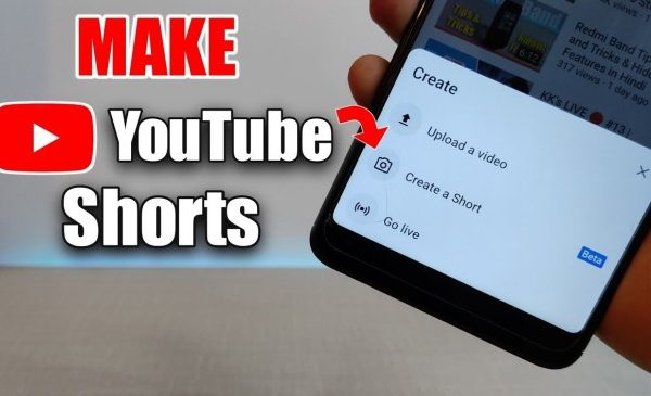 You tube shorts