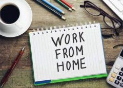 Work from home regulations in New Year 2021