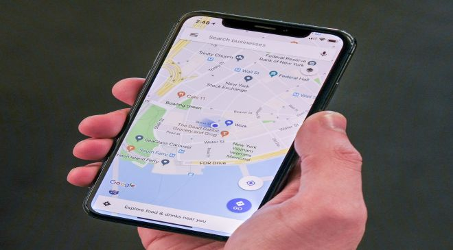 Now you can share your live Location easily using Google Maps; let's explore