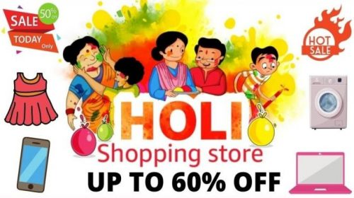 Amazon Holi Sale  Grab the discount deals and offers on this Holi