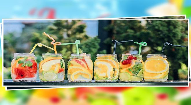 Amazing Summer drinks-keep yourself hydrated with the benefits of these cool summer drinks
