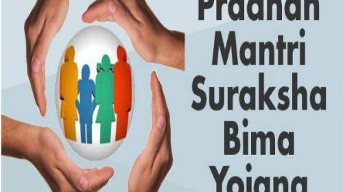 Pradhan Mantri Suraksha Bima Yojana-you can get an insurance cover of 2 lakh by just paying 12 Rs annually