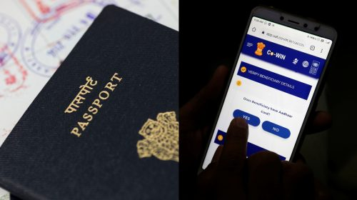 Now you can update Passport Number in Your vaccination certificate; Check how