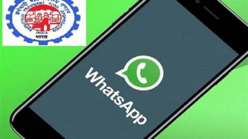 Now solve your EPF account problem by using Whatsapp Helpline number; Check how