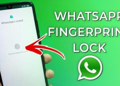 Whatsapp trick-You can easily lock your chat on whatsapp with Fingerprint