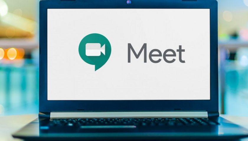 Google Meet-Step by Step process of using Google meet on Laptop or desktop