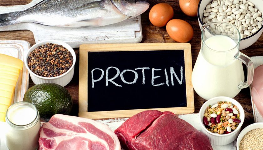 High Protein diet –How to maintain a high protein diet and its benefits