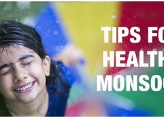 Monsoon Tips- common things to follow to stay healthy this monsoon