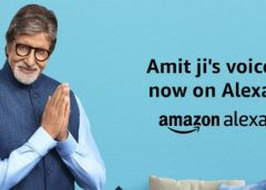 Experience the voice of the Great Amitabh bachan on Amazon Alexa Are you excited ;Check Details