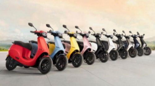 A Step by Step Guide to book Ola Electric Scooter Online