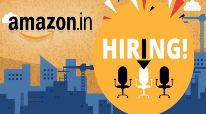 Amazon is planning to hire 55000 people in coming days How to apply ;check details