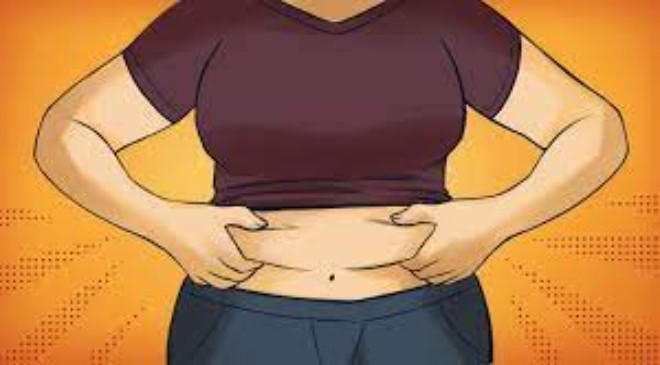 Want to get rid of extra belly Fat follow these steps